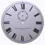 SWC8 - Dial - Front